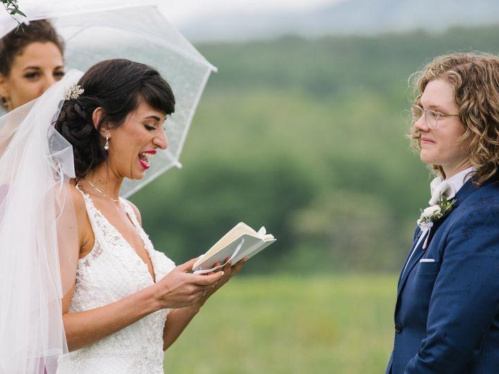 Tmx Rainy Wedding Ceremony 3 51 1069627 1559525368 New York, NY wedding officiant