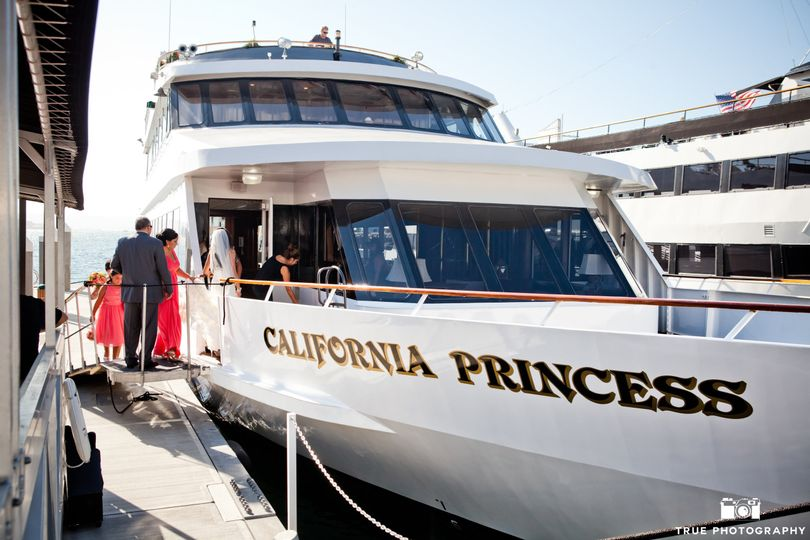 California Princess Yacht