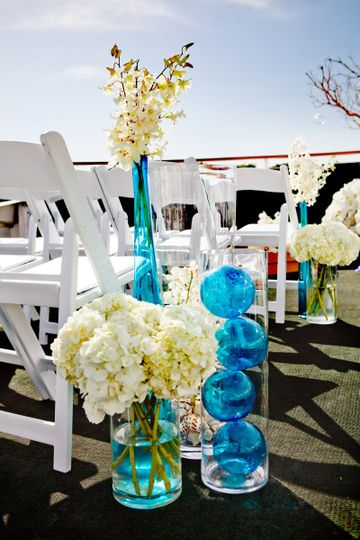 Hanging Aisle Decor
