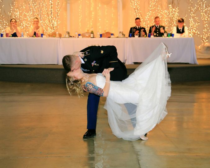 Cheyenne Mountain First Dance
