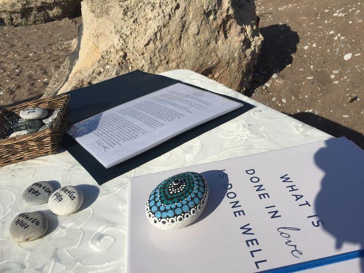 Oath stone ceremony