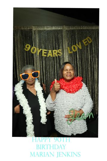 90th B'day Party