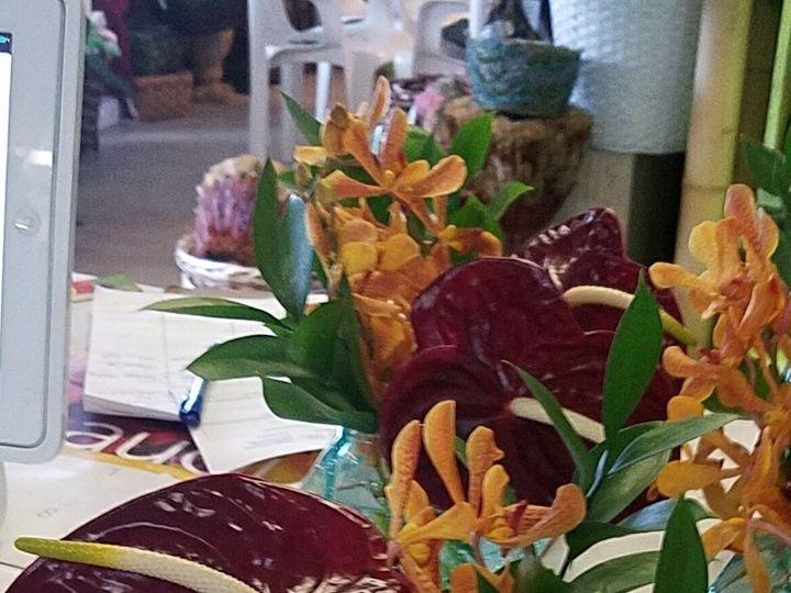 Tmx 1506114211537 Laurencenterpiece3 Plantation, FL wedding florist