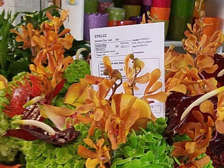 Tmx 1506114223061 Laurencenterpiece1 Plantation, FL wedding florist