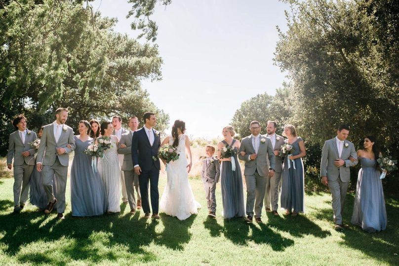 Quail Ranch Wedding