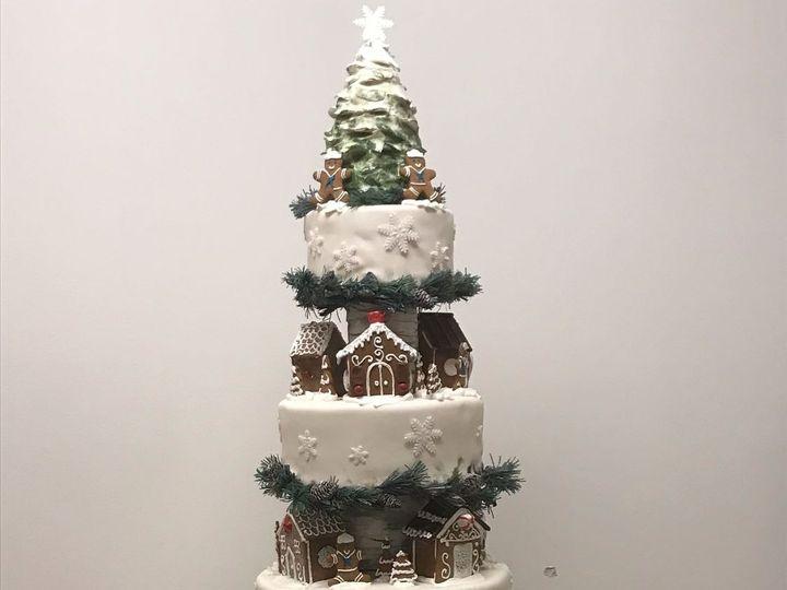 Tmx Pentagon 51 1033727 Silver Spring, MD wedding cake