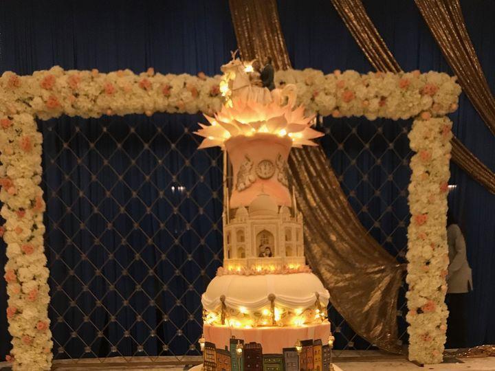 Tmx Show 51 1033727 Silver Spring, MD wedding cake