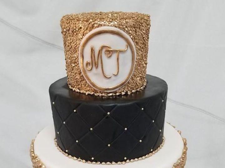 Tmx Trendy 01 51 1033727 1556214471 Silver Spring, MD wedding cake