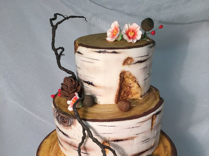 Tmx Trendy 21 51 1033727 1556214479 Silver Spring, MD wedding cake