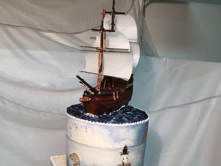 Tmx Unique 33 51 1033727 1556214484 Silver Spring, MD wedding cake