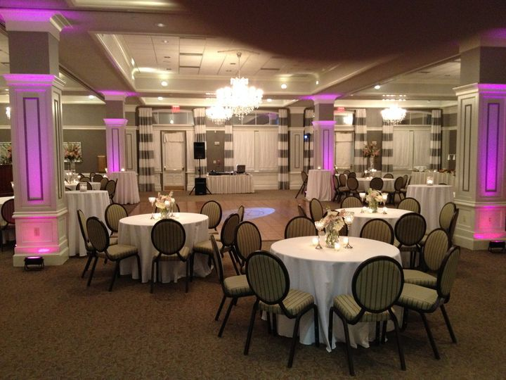 Tmx 1426285198338 City Club Purple Uplighting Lafayette, LA wedding dj