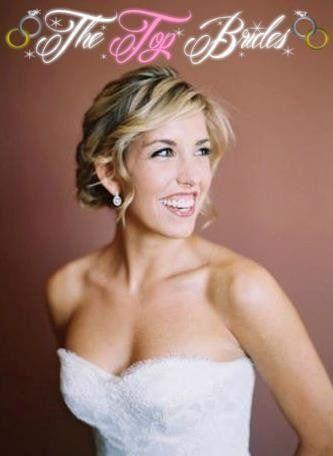 The Top Brides - Charleston Wedding Hair & Bridal Airbrush Makeup