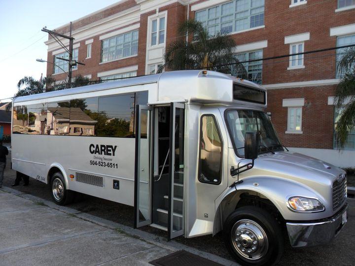 29-passenger minibus