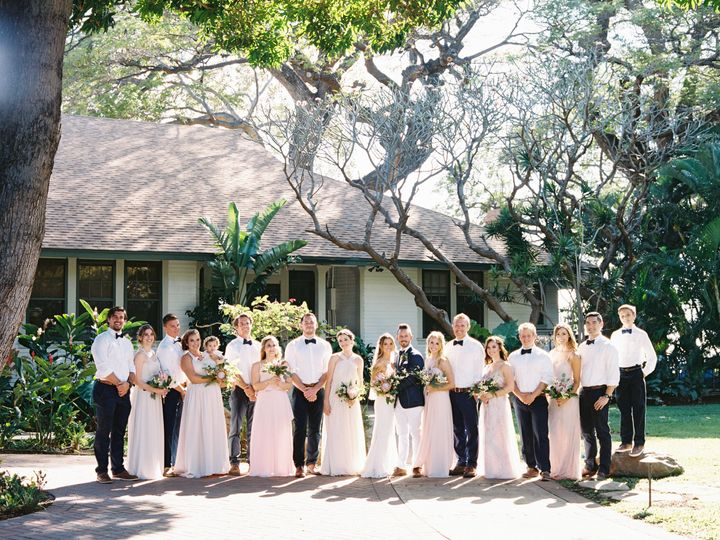 Tmx 1504291975561 Maui Hawaii Wedding By Wendy Laurel And Unveiled H Lahaina, HI wedding planner