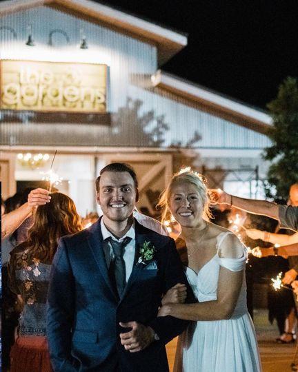 Happy Newly-weds