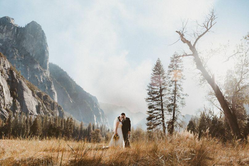 Yosemite wedding photgoraphy