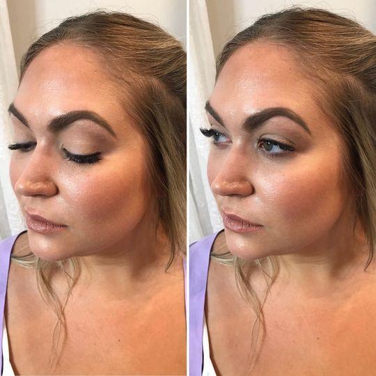 Ashley Boren Makeup