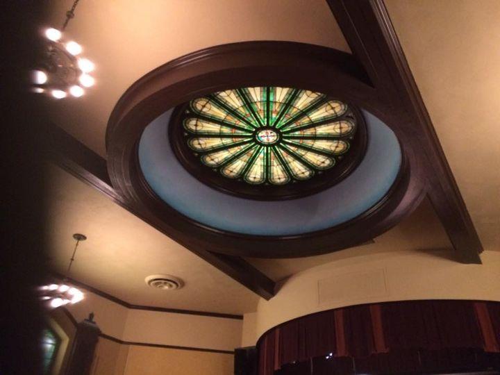 Unique dome feature