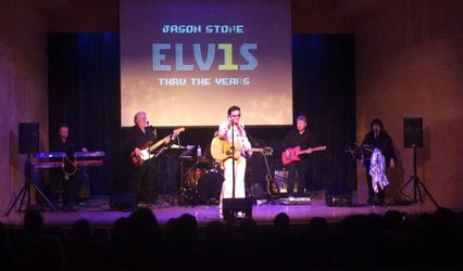 Elvis Thru The Years 1