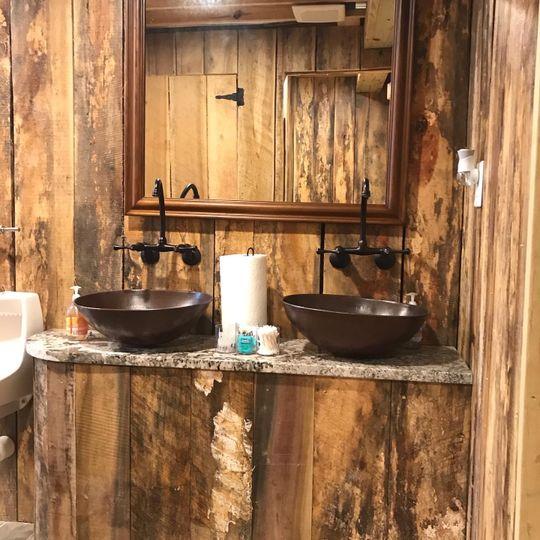 New Men's  Restrooms