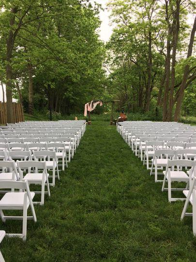Canopy of Trees Ceremony