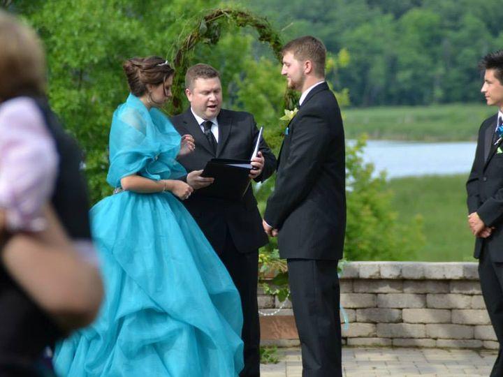 Tmx Holtz Officiant1 51 49727 Chaska, MN wedding dj
