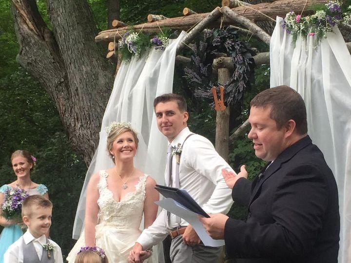 Tmx Holtz Officiant3 51 49727 Chaska, MN wedding dj