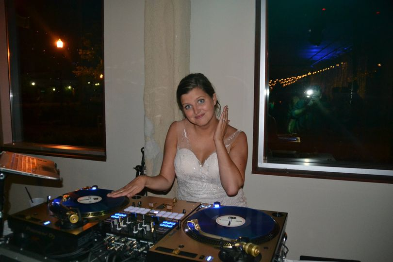Bride on the 1's & 2's
