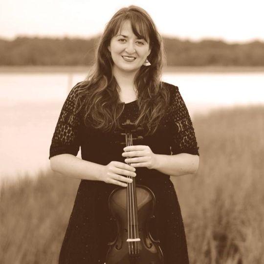 Hannah Seigworth, violinist