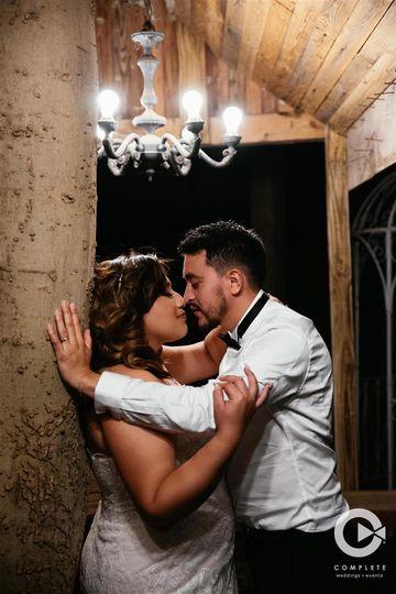 Willow Creek Mansion wedding