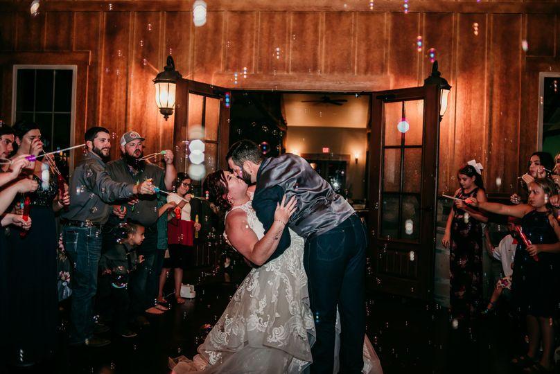 Eleven Oaks Ranch wedding