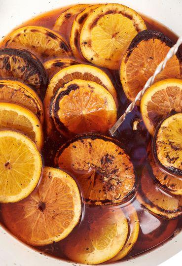 Wood fired food summer