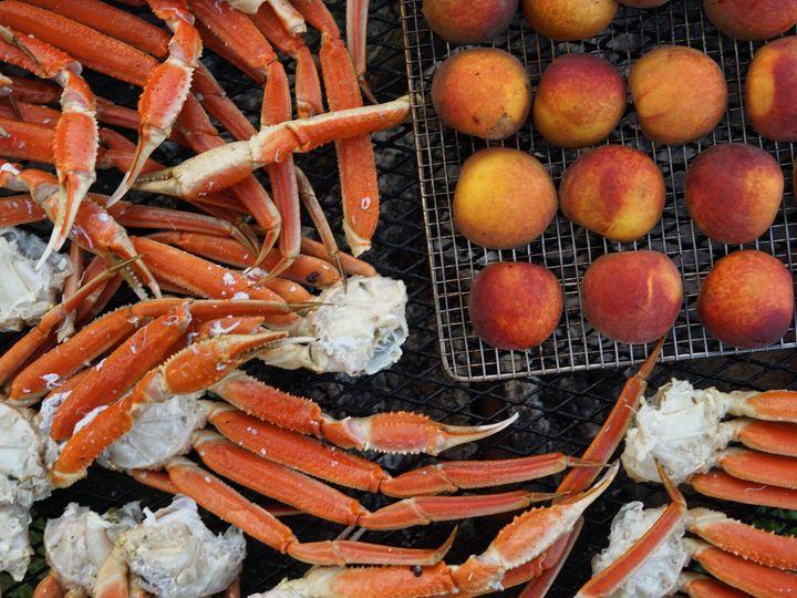 Tmx Chef Michelin Farm Local Fall Season Vegetable Crab Shellfish Fall Fire Farm Peaches Raw Bar 51 1989727 160285804283591 Tarrytown, NY wedding catering