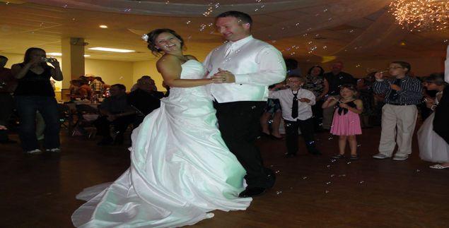 Fun first dance :)