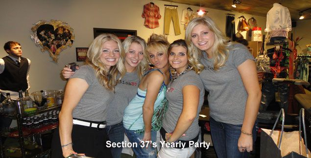 Lovely ladies from Section 37.
