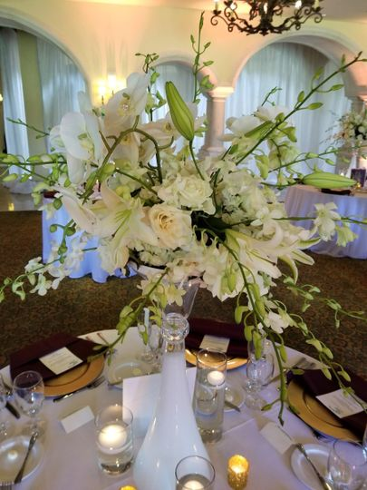 avila golf and country club reception