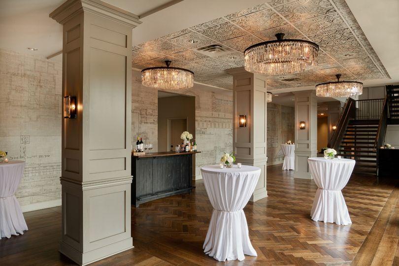 Savoy Cocktail Area