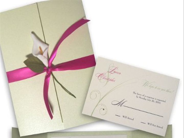 Tmx 1302193371802 StCorWedding Collegeville wedding invitation