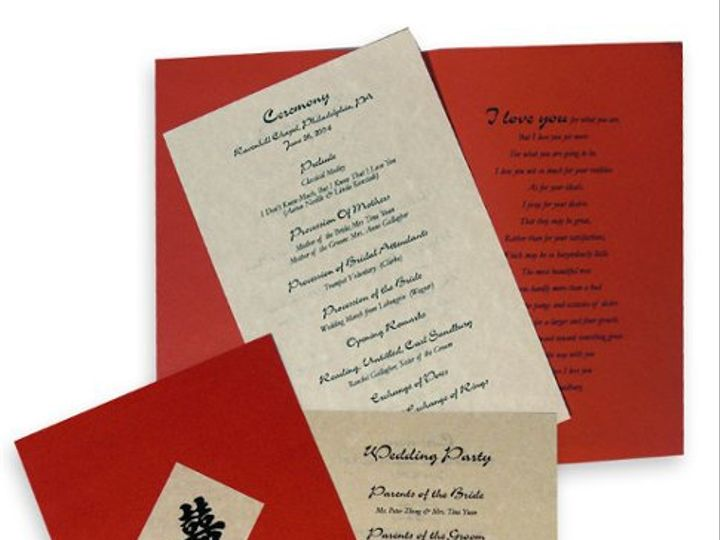 Tmx 1302193378208 HappinessProgramC Collegeville wedding invitation
