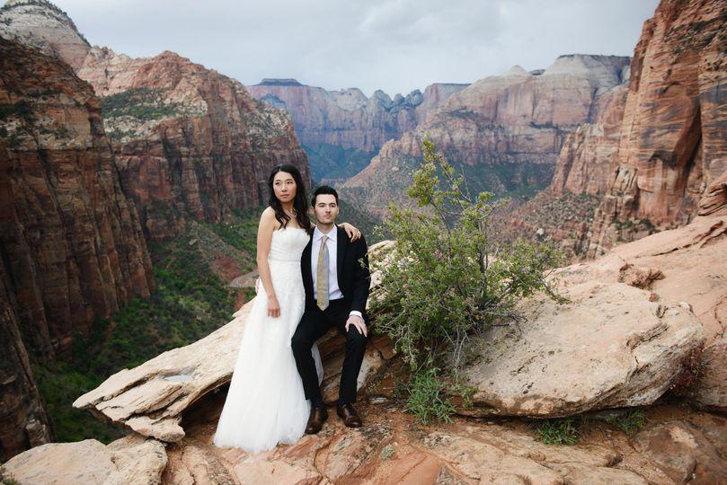 Zion Wedding