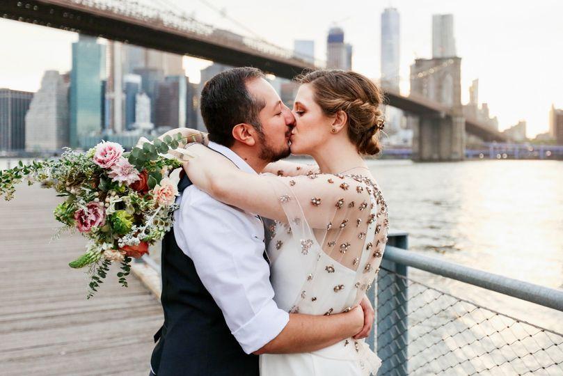 Meghan & Juan: Brooklyn, NY
