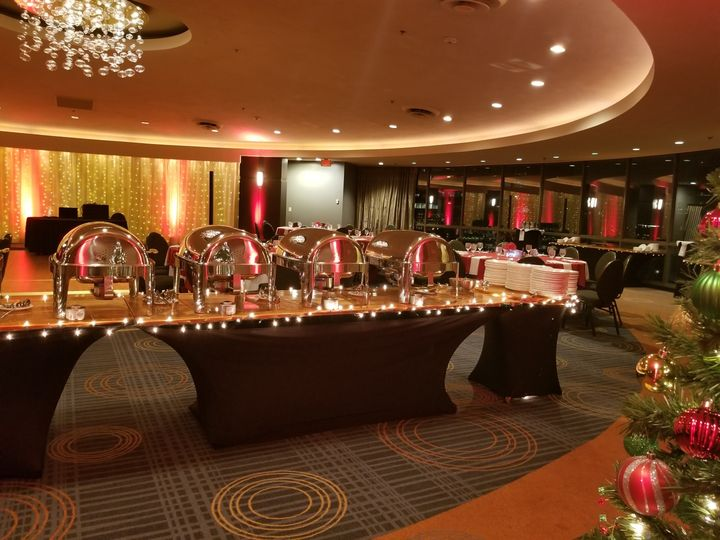 Christmas at Crowne Plaza