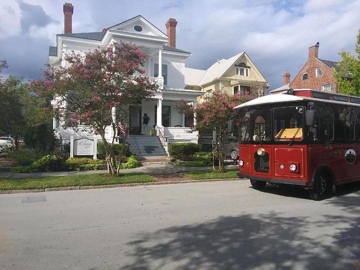 New Bern trolley to transport
