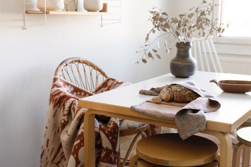 Sustainable home textiles