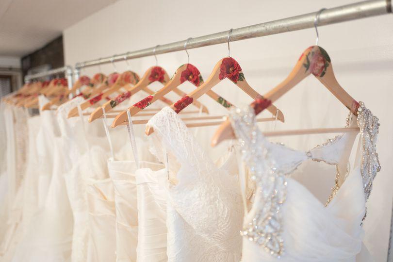 Elegant gowns