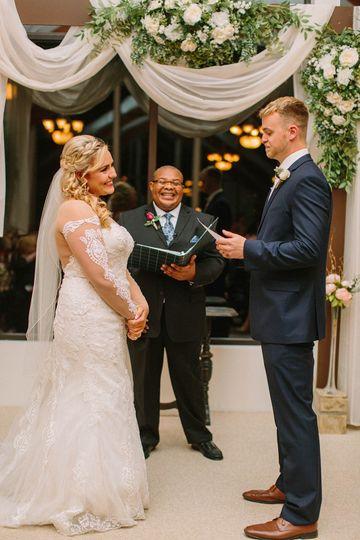 Vow ceremony