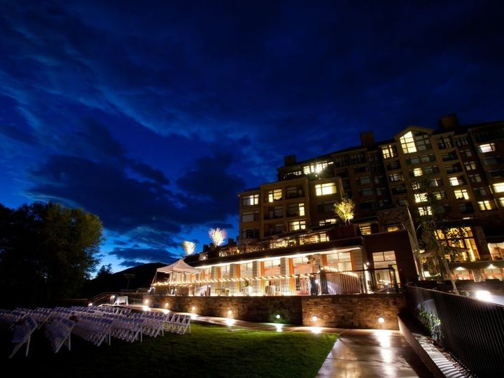 Tmx 1381182501652 Resortevening3 2 Avon, CO wedding venue