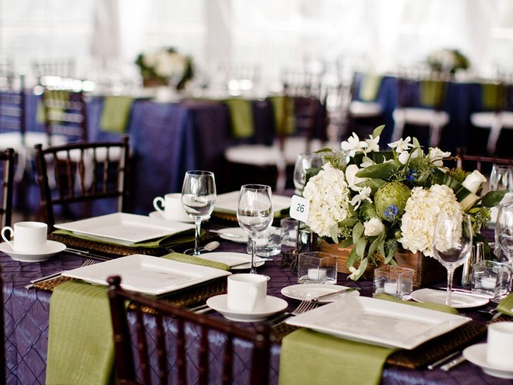 Tmx 1381182559635 Tablecloseup Avon, CO wedding venue