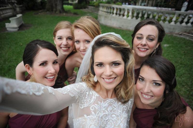 sara bridal party 1