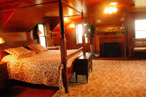 Avalon's Master Bedroom.